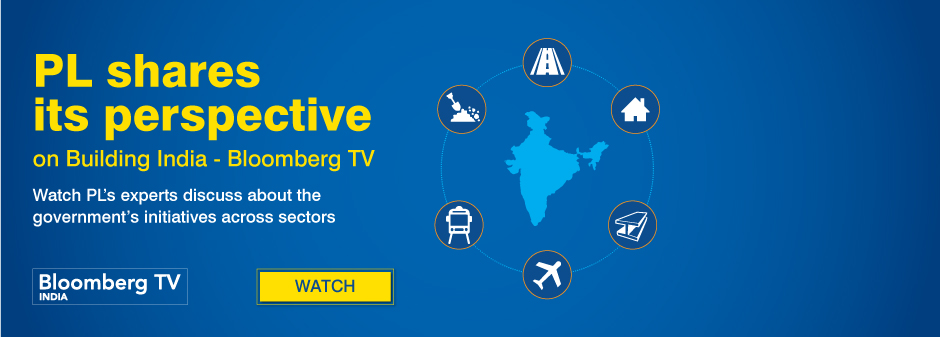 Prabhudas Lilladher :: Building India with Bloomberg TV