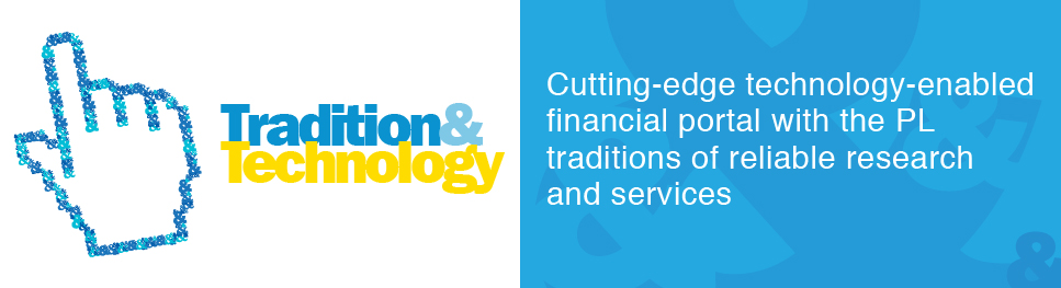 Cutting-edge technology-enabled financial portal with the PL traditions of reliable research and services